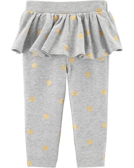 2-Piece Bodysuit & Tutu Pant Set