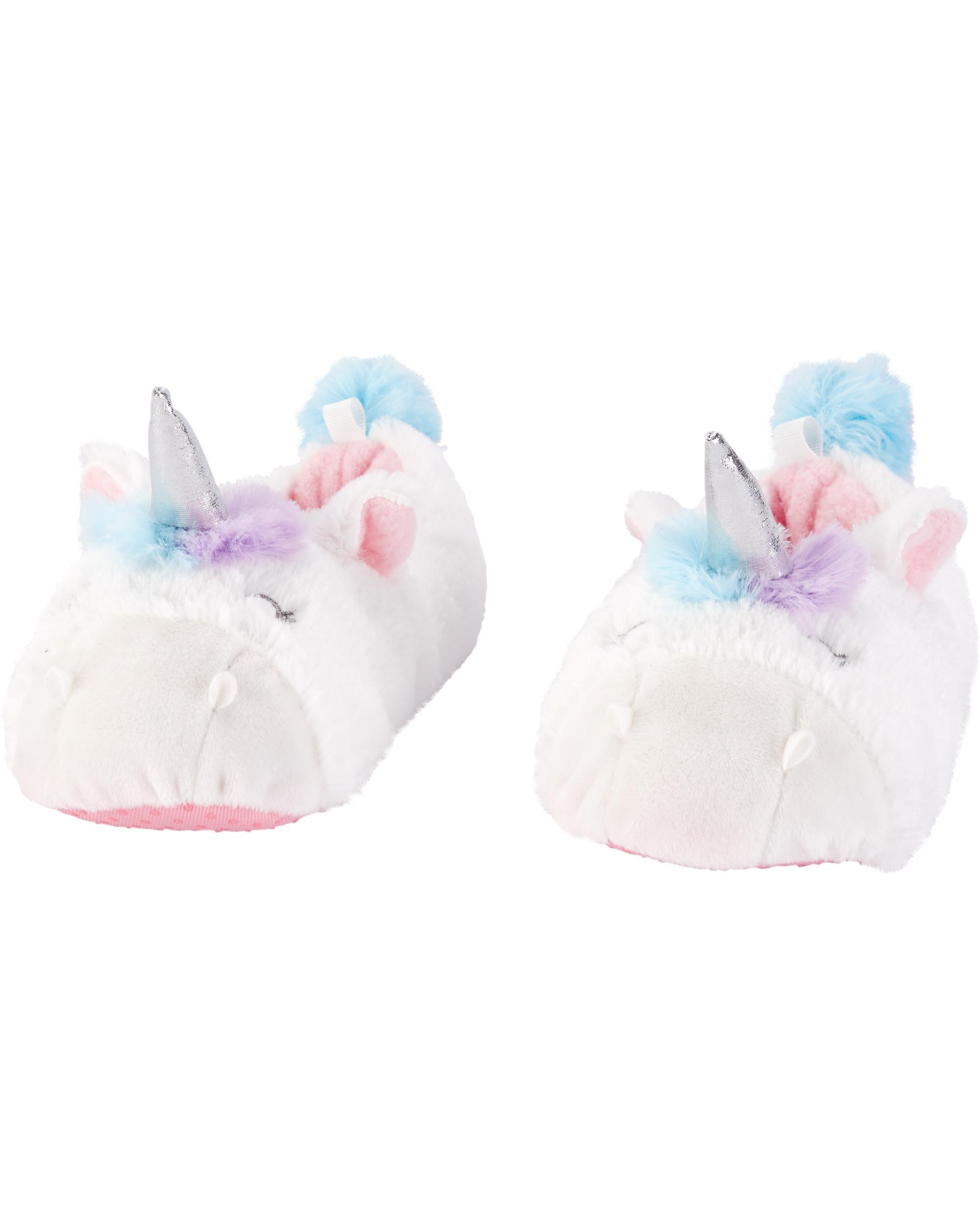 Carter's Unicorn Slippers | carters.com