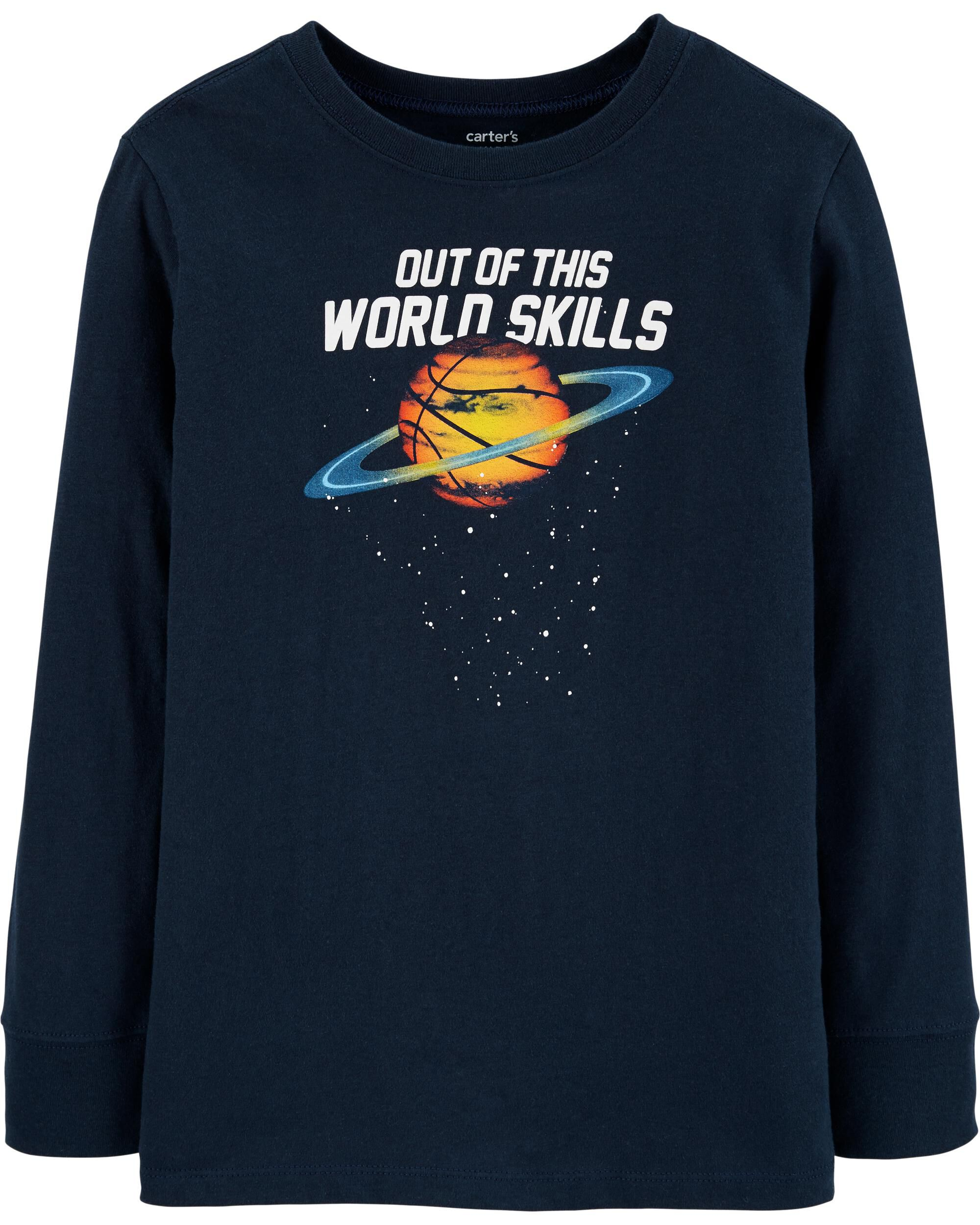 *DOORBUSTER* Out Of This World Skills Space Jersey Tee