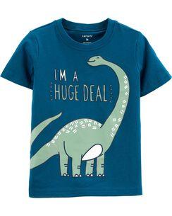 Im A Huge Deal Dinosaur Tee