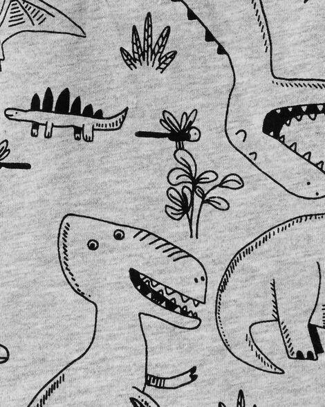 Dinosaur Henley Collectible Bodysuit