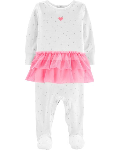 Polka Dot Tutu Sleep   Play  ccea6d9ee