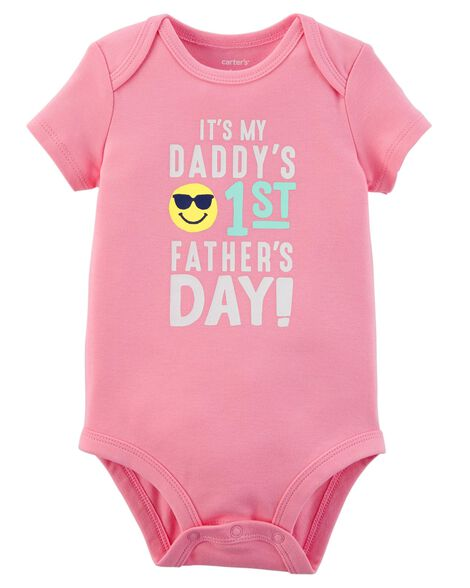 b411e3d17 Father's Day Collectible Bodysuit | Carters.com