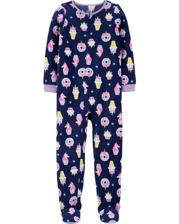 Christmas Footie Pajamas For Kids.Girl Pajamas Carter S Free Shipping