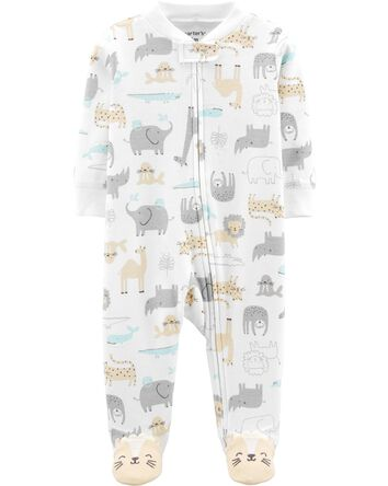 747b16e9775 Baby Boy Pajamas | Carter's | Free Shipping