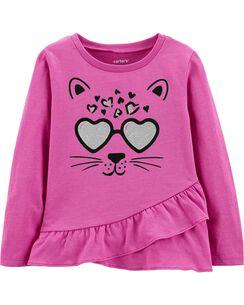 9f4a9d9e3445 Baby Girl Long Sleeve Tees