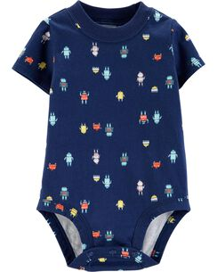 1491f3311 Baby Bodysuits | Carter's | Free Shipping