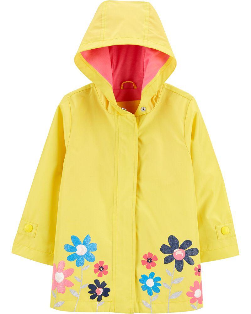 Carters baby-girls Perfect Rainslicker Rain Jacket