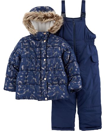 4d8bb17f6d6 Kid Girl Jackets & Outerwear | Carter's | Free Shipping