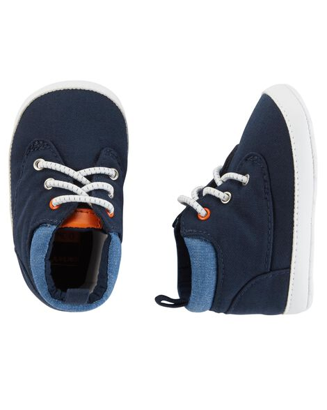 Carter's High Top Sneaker Baby Shoes