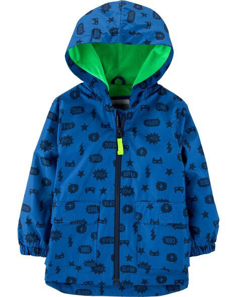 Super Hero Raincoat
