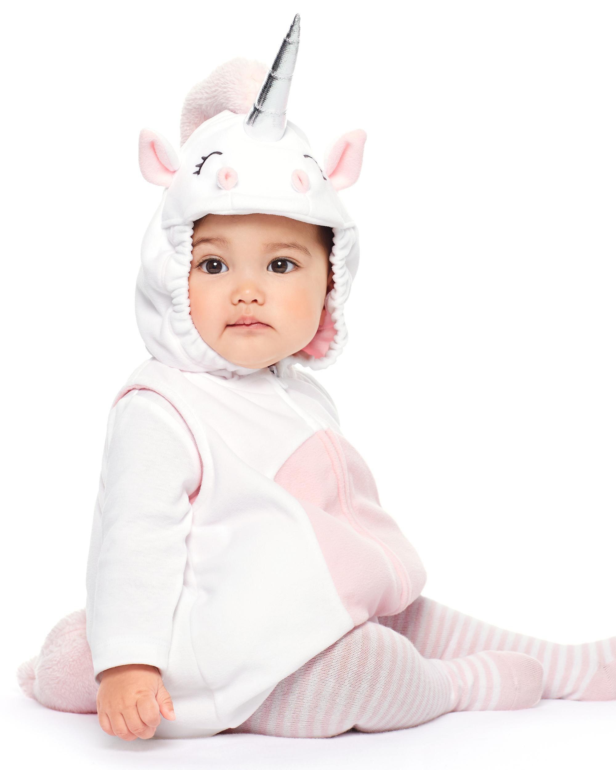 little unicorn halloween costume