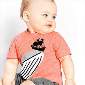 51ea792fe2acc Baby Boy Clothing | Carter's | Free Shipping