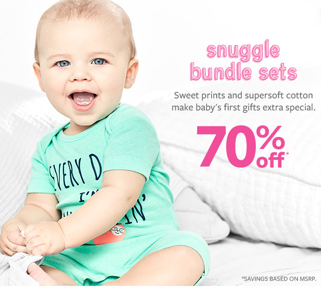 72d91cfe3d6 BABY GIRL · BABY BOY. snuggle bundle sets