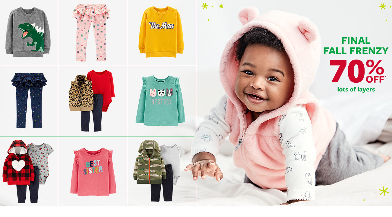 fleece frenzy finale! 70% off msrp