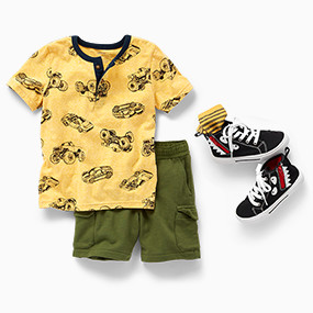 Boys Clothes Outfits Size 4 14 Carter S Free Shipping
