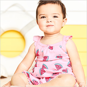 041c318d3 Baby Girl Clothing | Carter's | Free Shipping