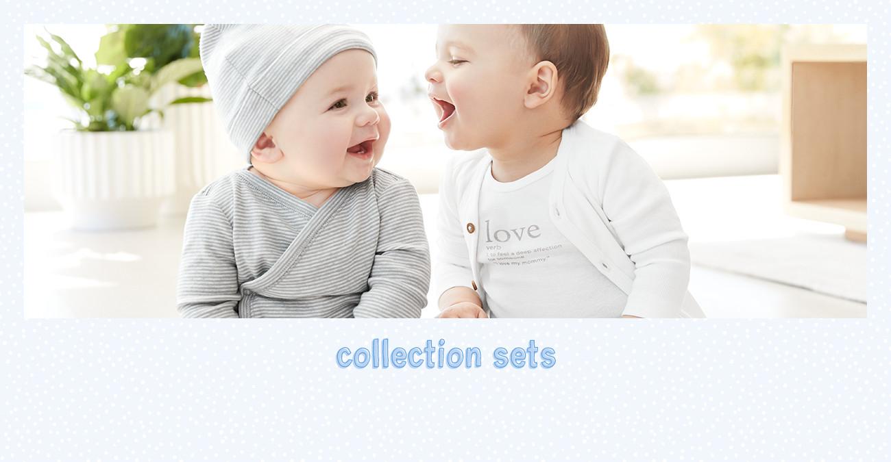 995bdf9e4 Little Baby Basics Newborn Clothes | Carter's | Free Shipping