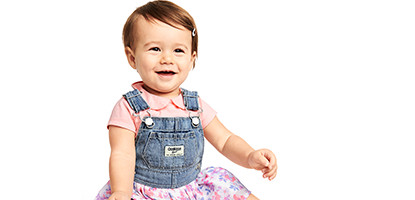 oshkosh baby girl