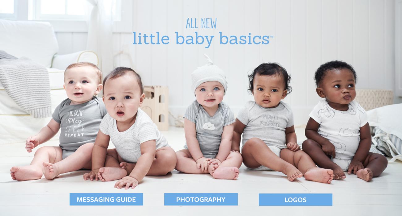Little Baby Basics Press Kit