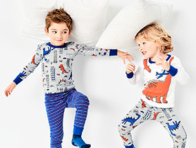 toddler boy pajamas