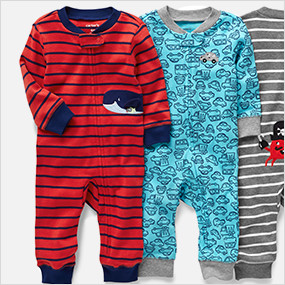 546ee03aa Baby Boy Clothing | Carter's | Free Shipping