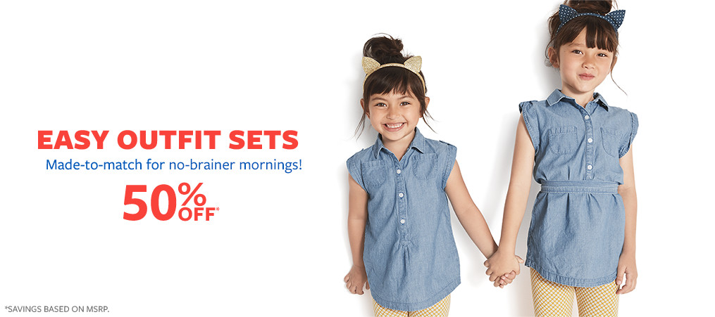 Kids' Clothes, Shop Kids' Clothing Online   Carter's   Free Shipping