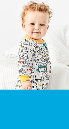 a7f116954 Baby Boy Pajamas | Carter's | Free Shipping