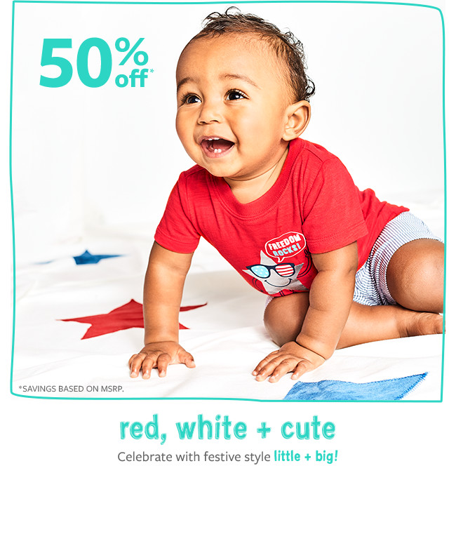58ce7e862140 Baby Clothing, Kids Clothes, Toddler Clothes | Carter's