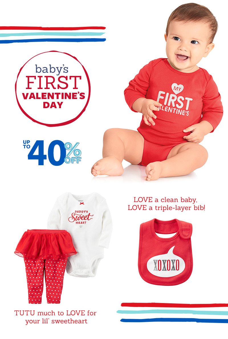 Carter's baby online shopping