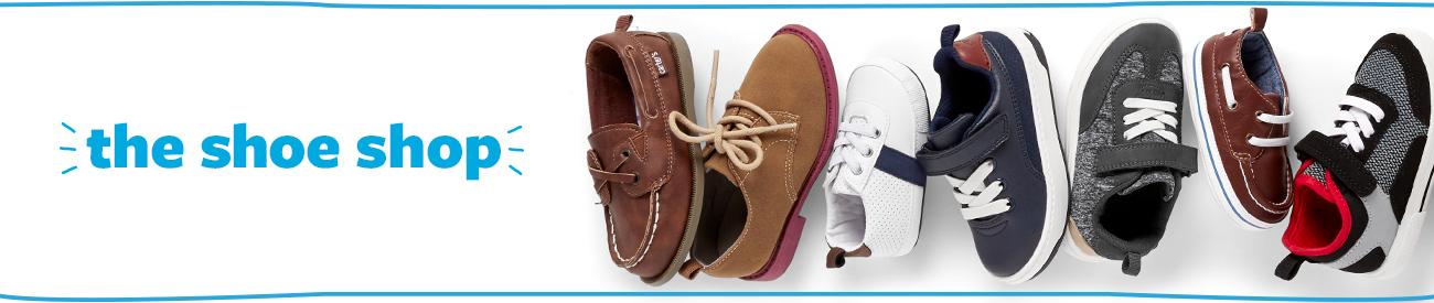 Shoes for Boys by Carter s   OshKosh  25fa776e1