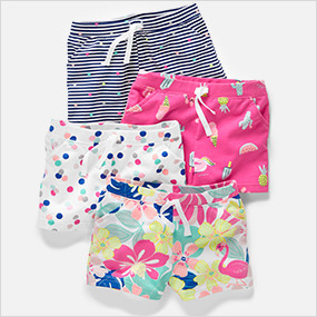 a788b9bfe Baby Girl Clothing | Carter's | Free Shipping