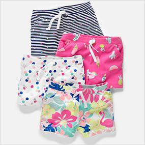 2cc9395fa Baby Girl Clothing | Carter's | Free Shipping