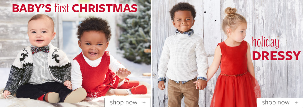 Christmas Clothing | Free Shipping | Carter's