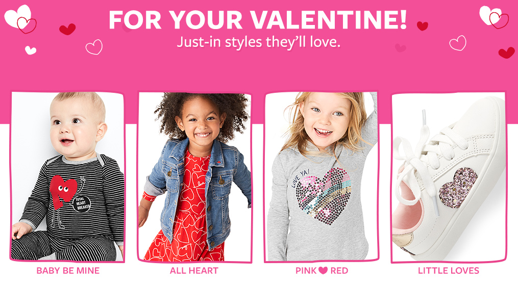 for your valentine | just-in styles they'll love