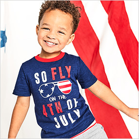37b4e1431 Toddler Boy Clothing | Carter's | Free Shipping