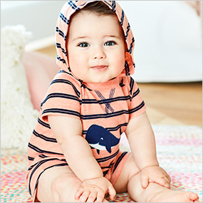 9527280ac Baby Boy Clothing | Carter's | Free Shipping