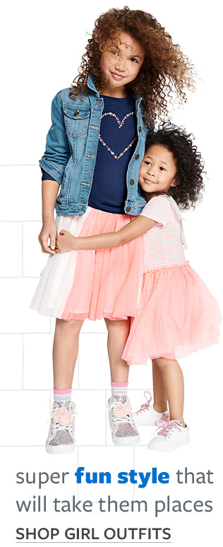 92bdd53468 Kids' Clothing & Children Outfits | Carter's | Free Shipping