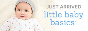 Just Arrived - Little Baby Basics