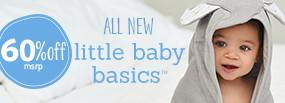 60% Off MSRP - Little Baby Basics