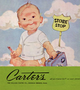 Image of Carter's catalog cover