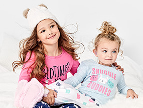 kid girl pajamas