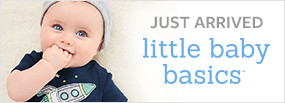 Just Arrived - Little Baby Basics