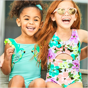5518d4a34c Girls' Clothes & Outfits (Size 4-14)   Carter's   Free Shipping