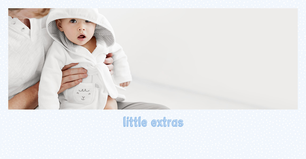 239874204 Little Baby Basics Newborn Clothes | Carter's | Free Shipping