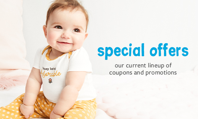 Carter S Coupons Promotions Carter S Free Shipping