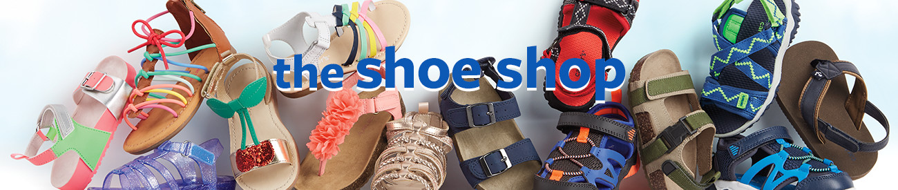visit our shoe shop