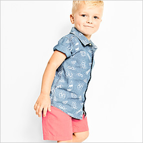 9fc23dc8e Toddler Boy Clothing | Carter's | Free Shipping