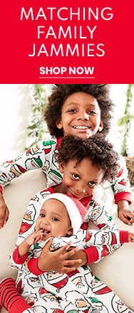 MATCHING FAMILY JAMMIES | SHOP NOW