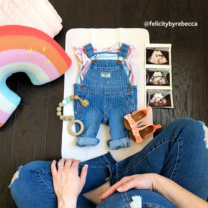 Adorable Spring Pregnancy Announcement Ideas Carter S Free Shipping